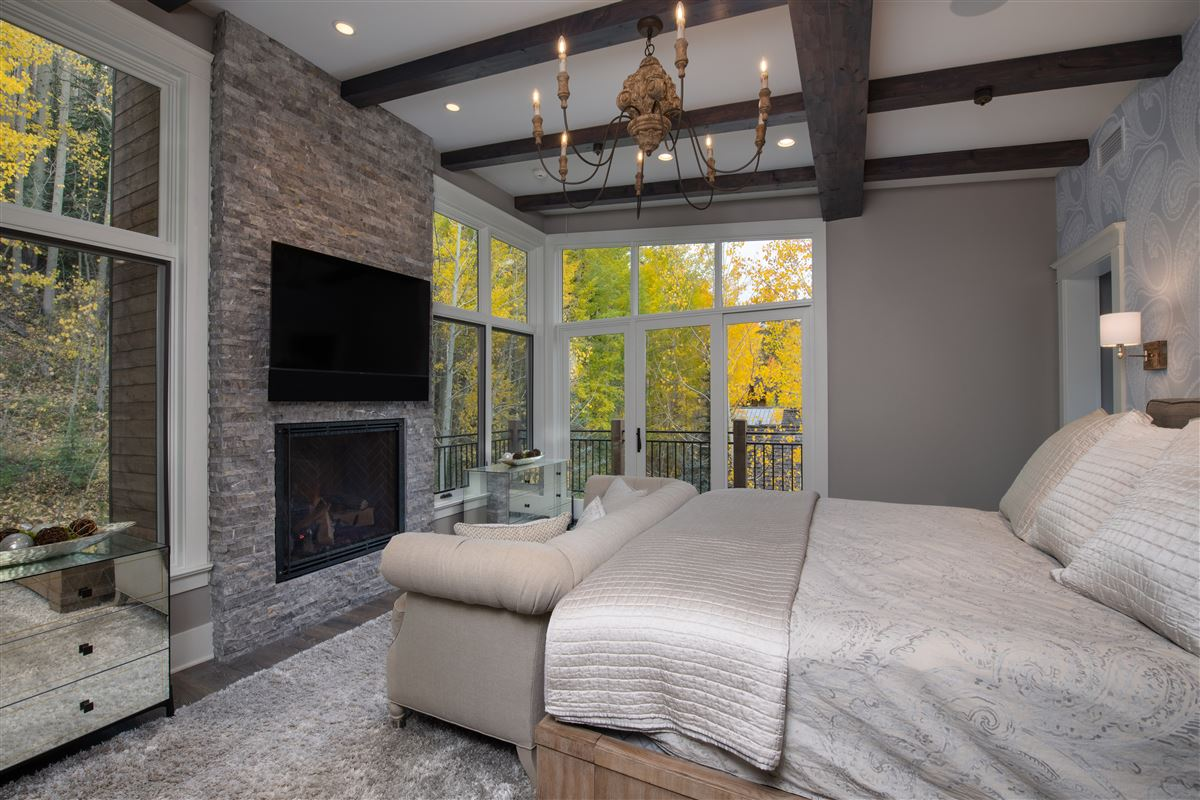 The ultimate in new Vail construction mansions