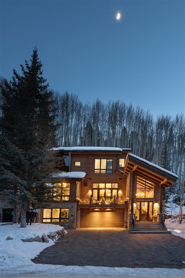 Luxury real estate The ultimate in new Vail construction