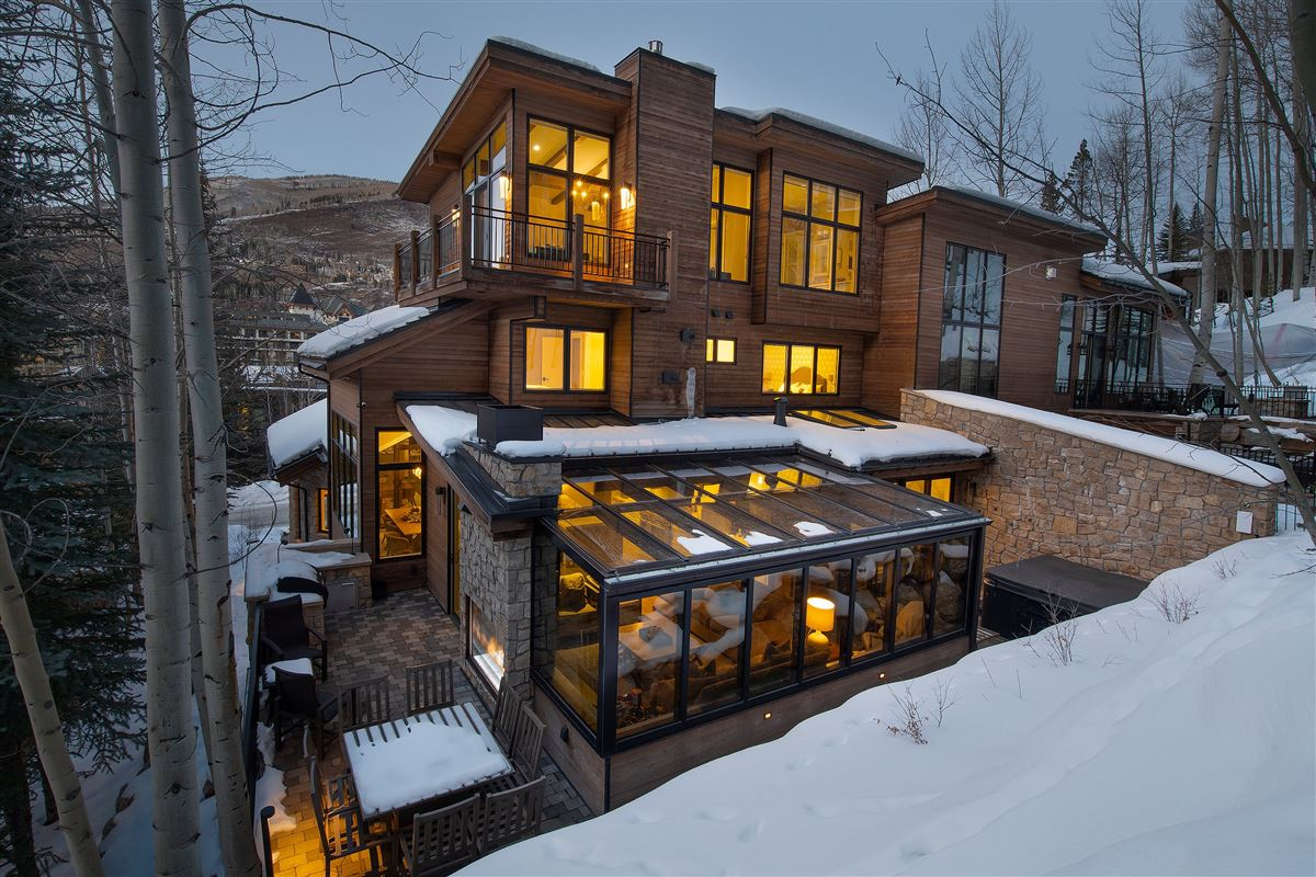 The ultimate in new Vail construction luxury real estate