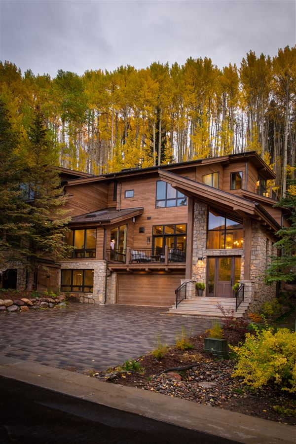 Luxury properties The ultimate in new Vail construction