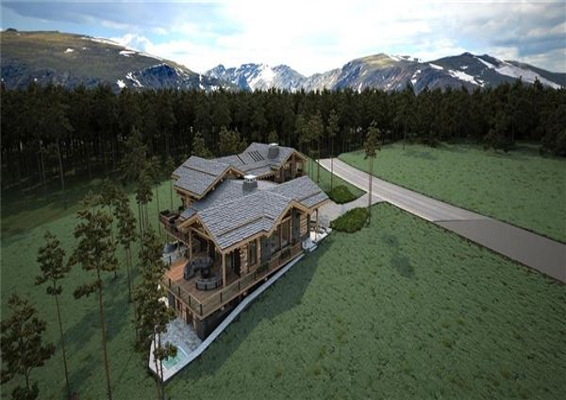 The Mayen - swiss chic in breckenridge luxury properties