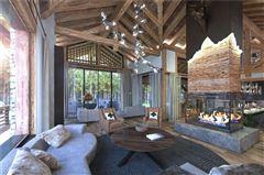 Luxury homes The Mayen - swiss chic in breckenridge