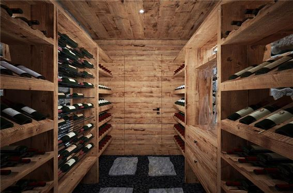 Mansions in The Mayen - swiss chic in breckenridge