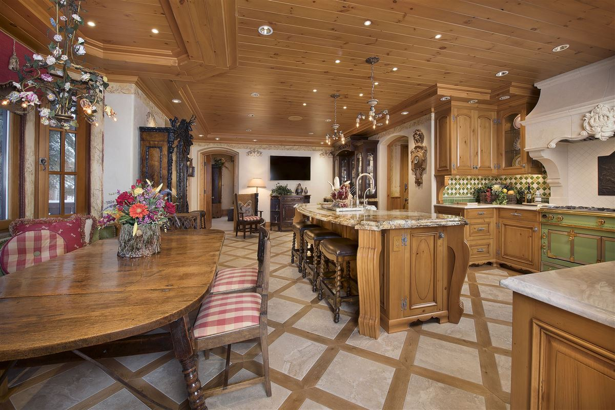 Luxury real estate A living work of art in Vail