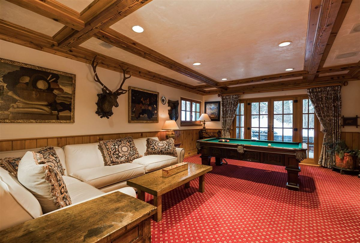 Luxury homes A living work of art in Vail