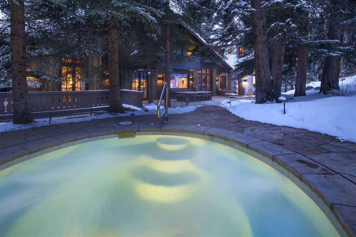Luxury homes in A living work of art in Vail