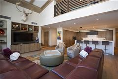 Luxury homes The Red Lion Penthouse