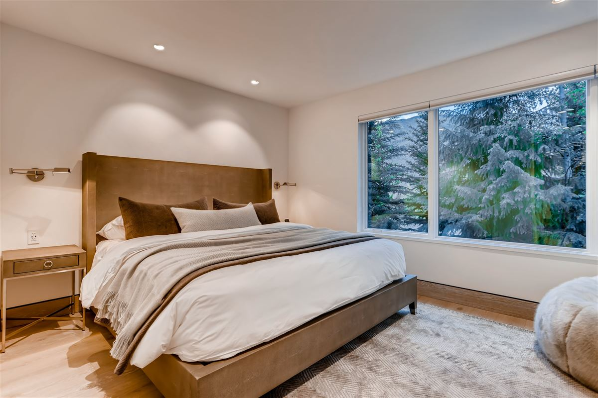 Luxury properties thoughtfully updated contemporary home