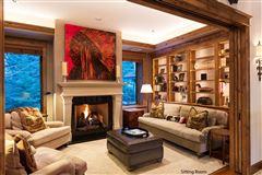 Luxury homes luxurious Vail Village Ski Chalet