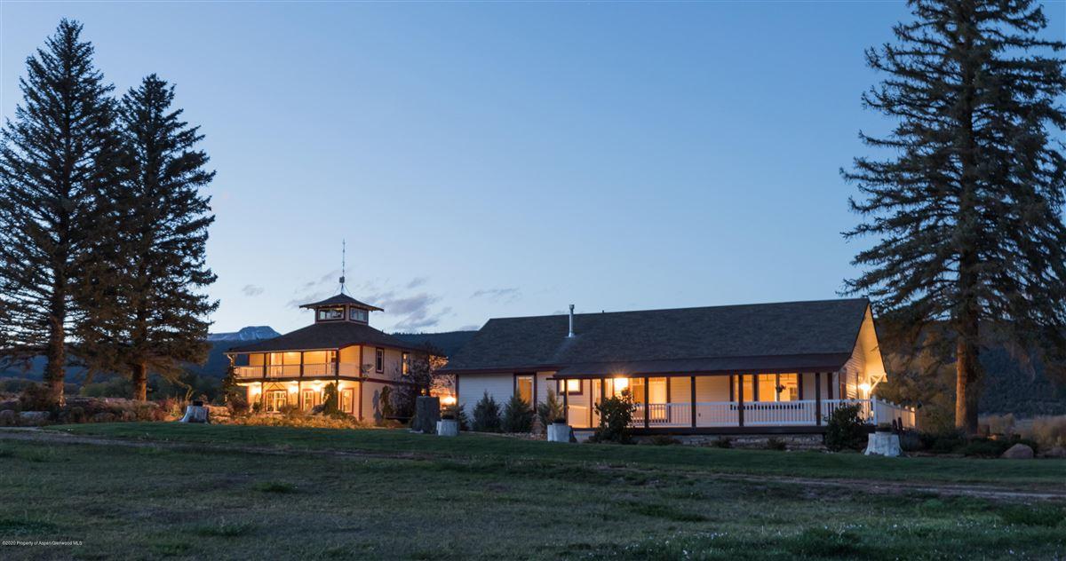 Luxury properties The Nottingham Ranch