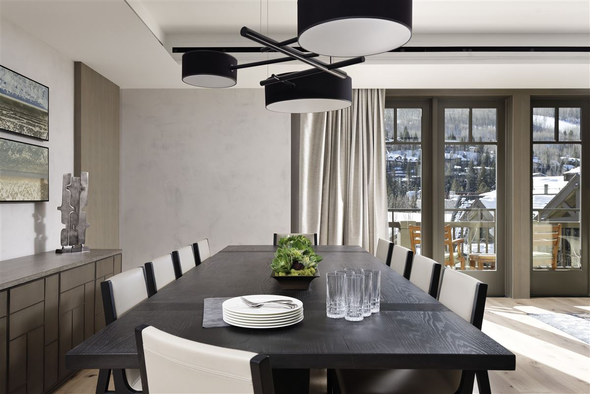 Luxury homes Private Residence at the award-winning Four Seasons Resort and Residences Vail
