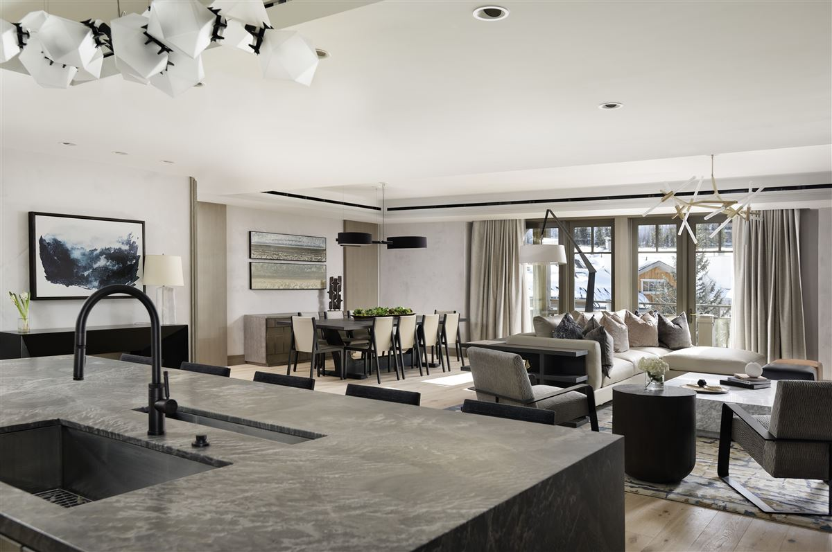 Private Residence at the award-winning Four Seasons Resort and Residences Vail luxury homes