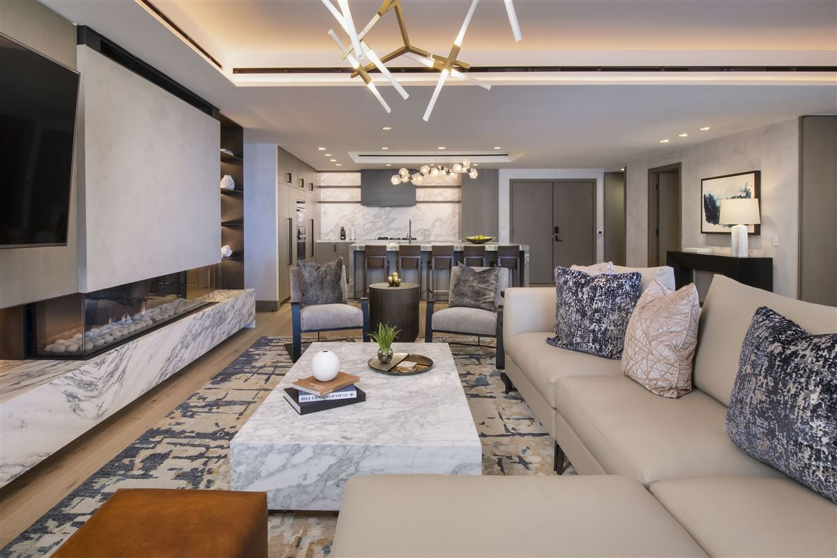 Private Residence at the award-winning Four Seasons Resort and Residences Vail luxury properties