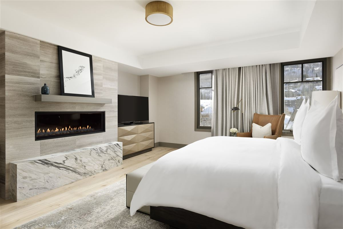 Luxury real estate Private Residence at the award-winning Four Seasons Resort and Residences Vail