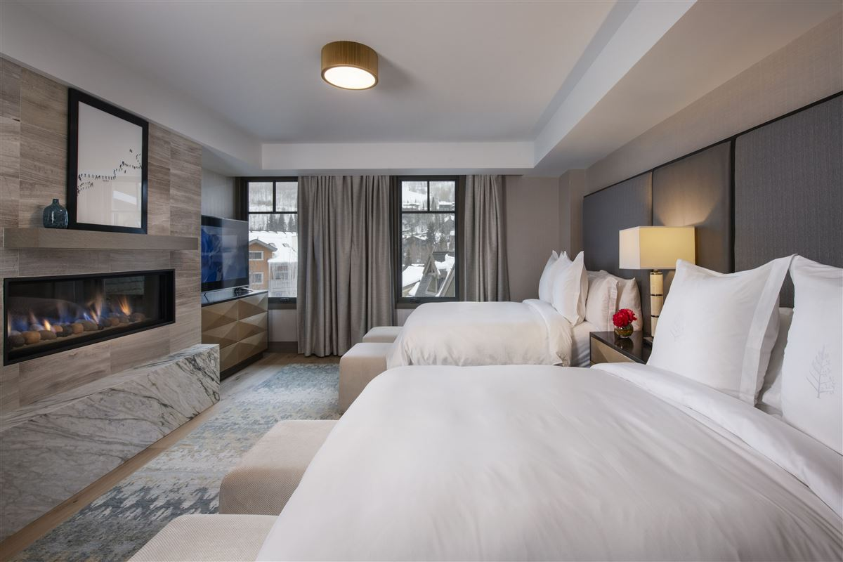 Luxury properties Private Residence at the award-winning Four Seasons Resort and Residences Vail
