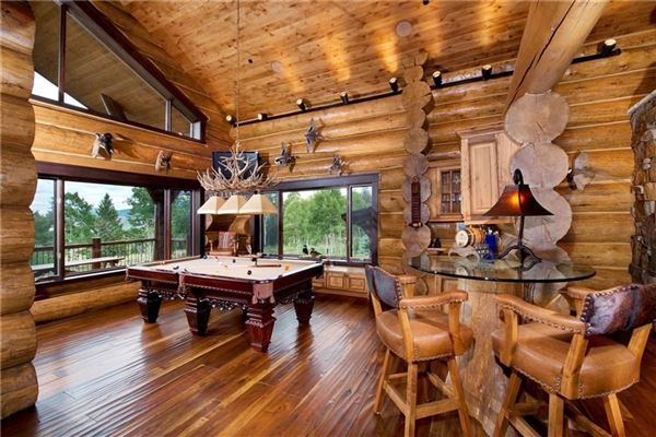 Three Bears Ranch in silverthorne luxury real estate