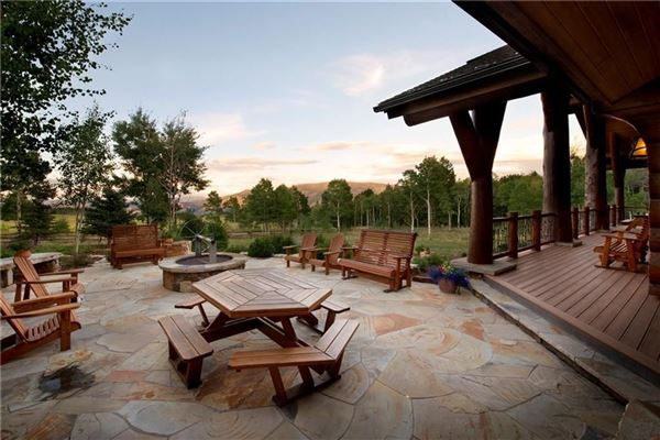 Luxury properties Three Bears Ranch in silverthorne