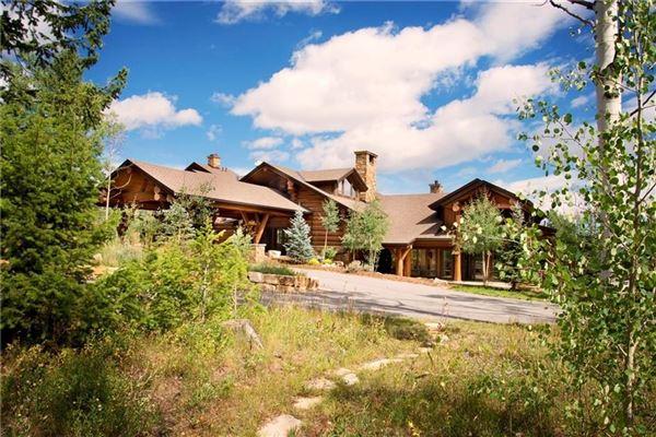 Three Bears Ranch in silverthorne luxury properties
