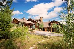 Luxury real estate Three Bears Ranch in silverthorne