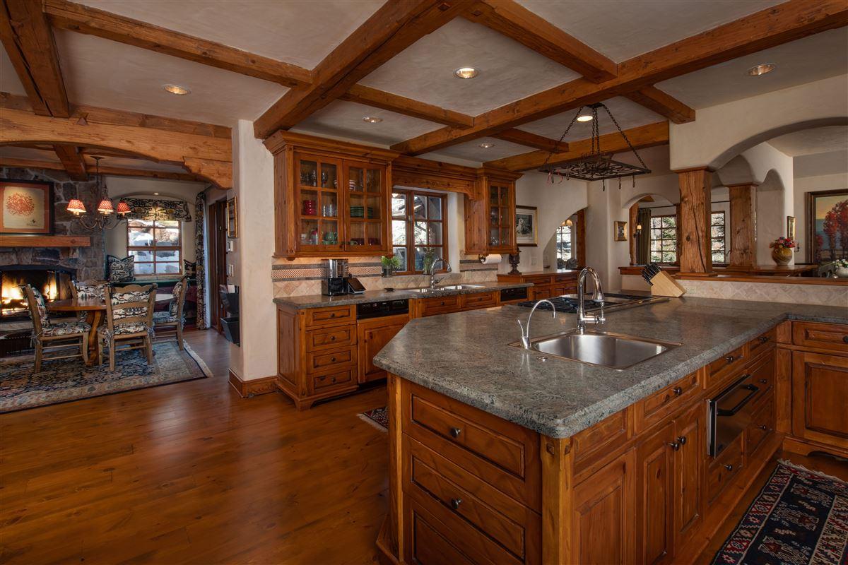Charming mountain ski home  luxury properties