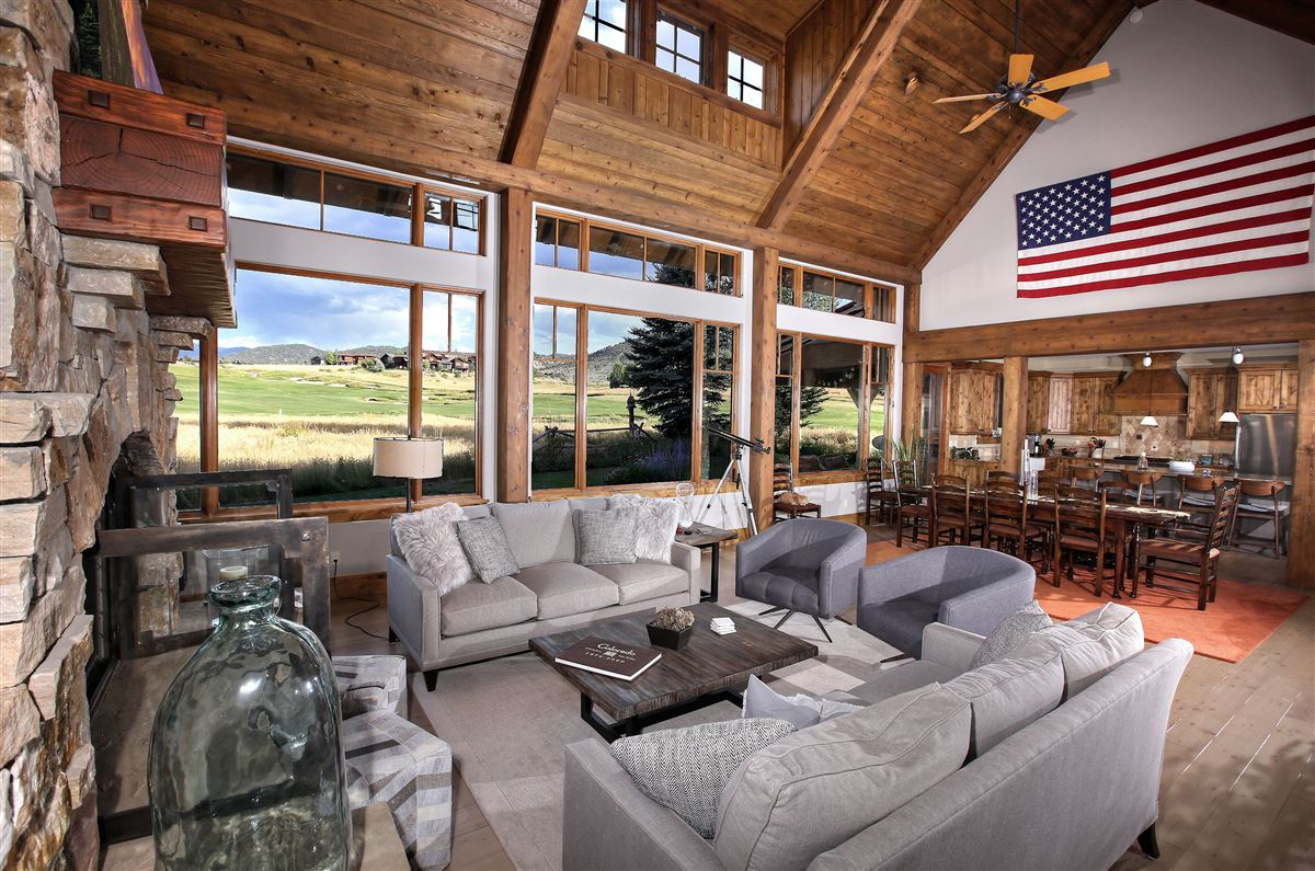 Mansions incredible Ranch home
