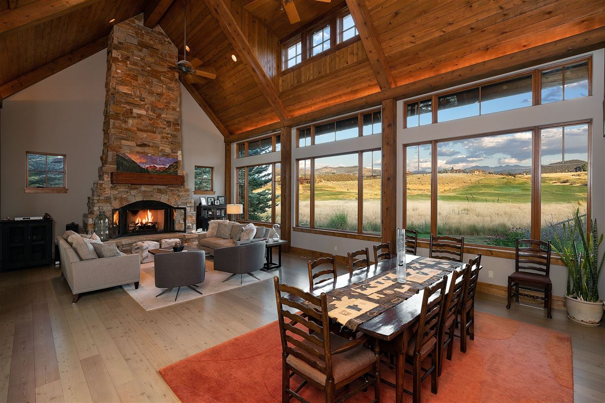 incredible Ranch home mansions