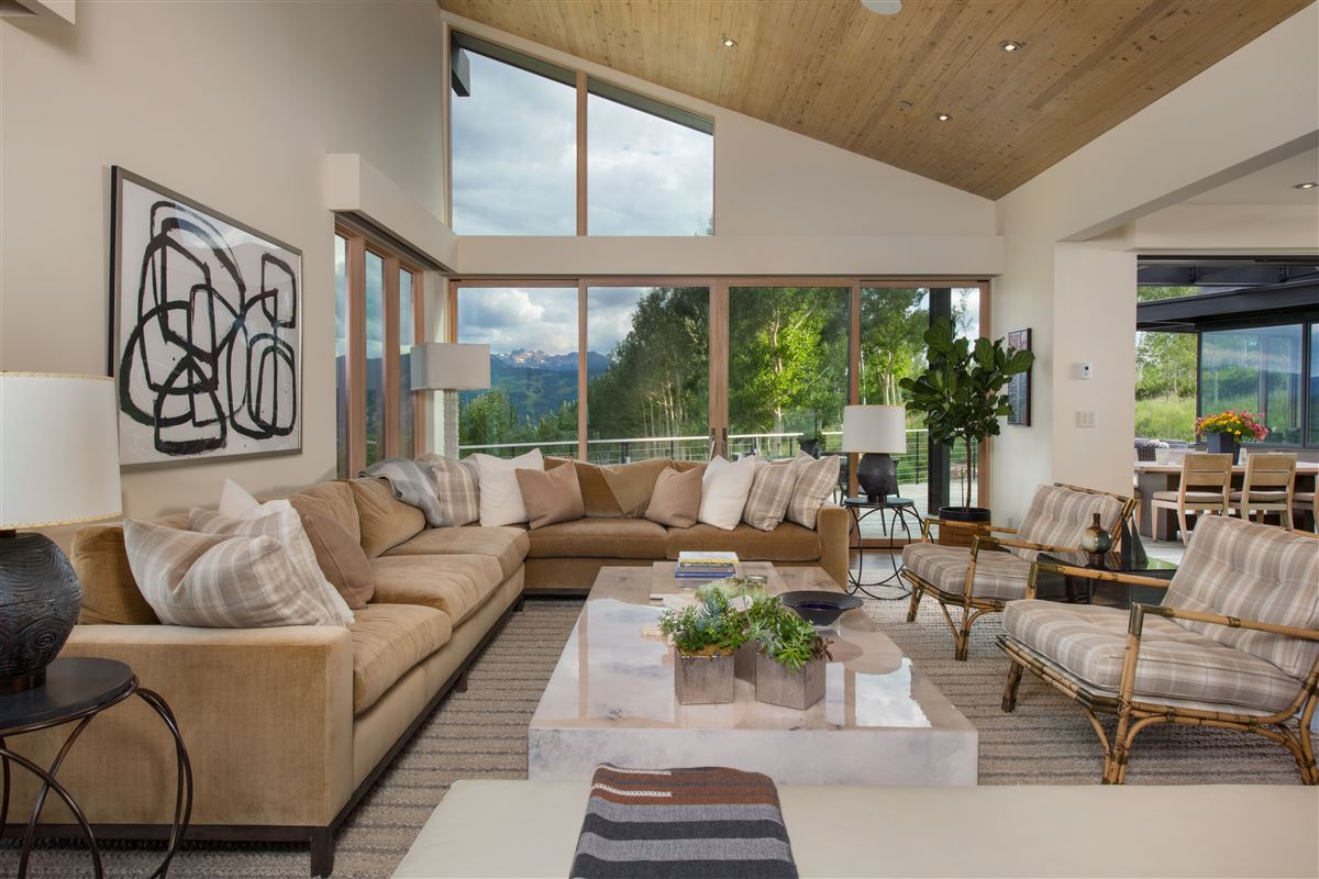 Luxury homes One of the most coveted locations in Mountain Star
