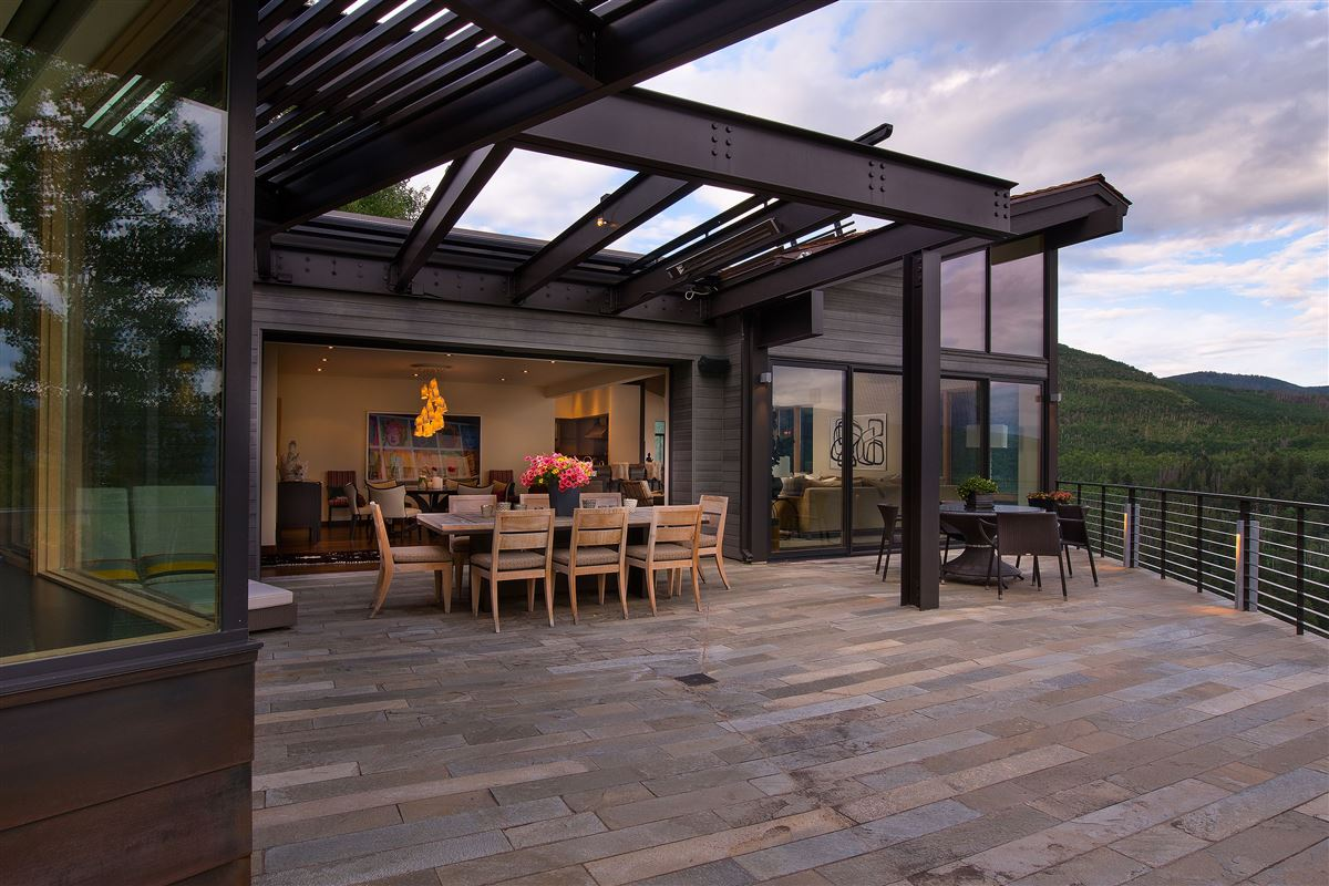 One of the most coveted locations in Mountain Star luxury homes
