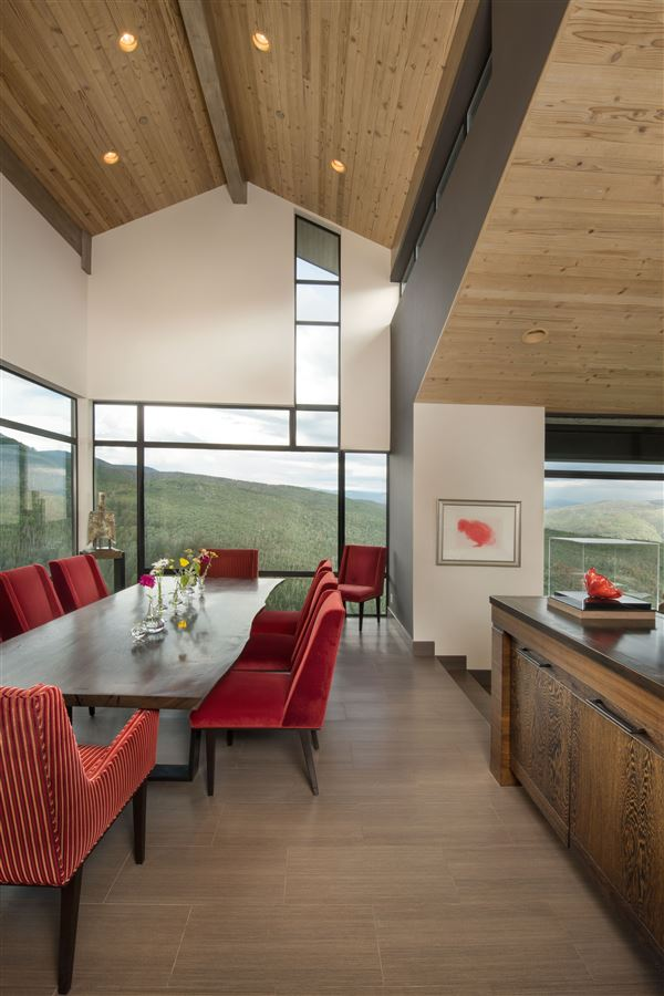 One of the most coveted locations in Mountain Star mansions