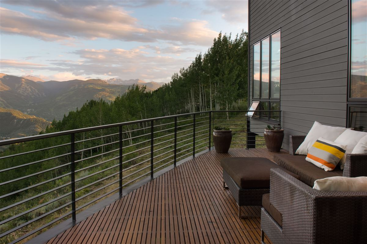 Luxury properties One of the most coveted locations in Mountain Star