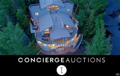Luxury properties contemporary Vail home with expansive views