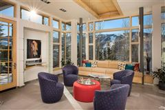Mansions contemporary Vail home with expansive views
