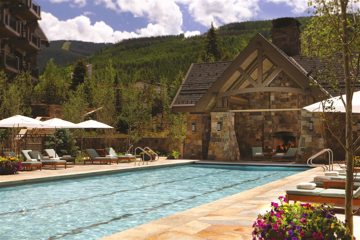 Vail luxury penthouse mansions