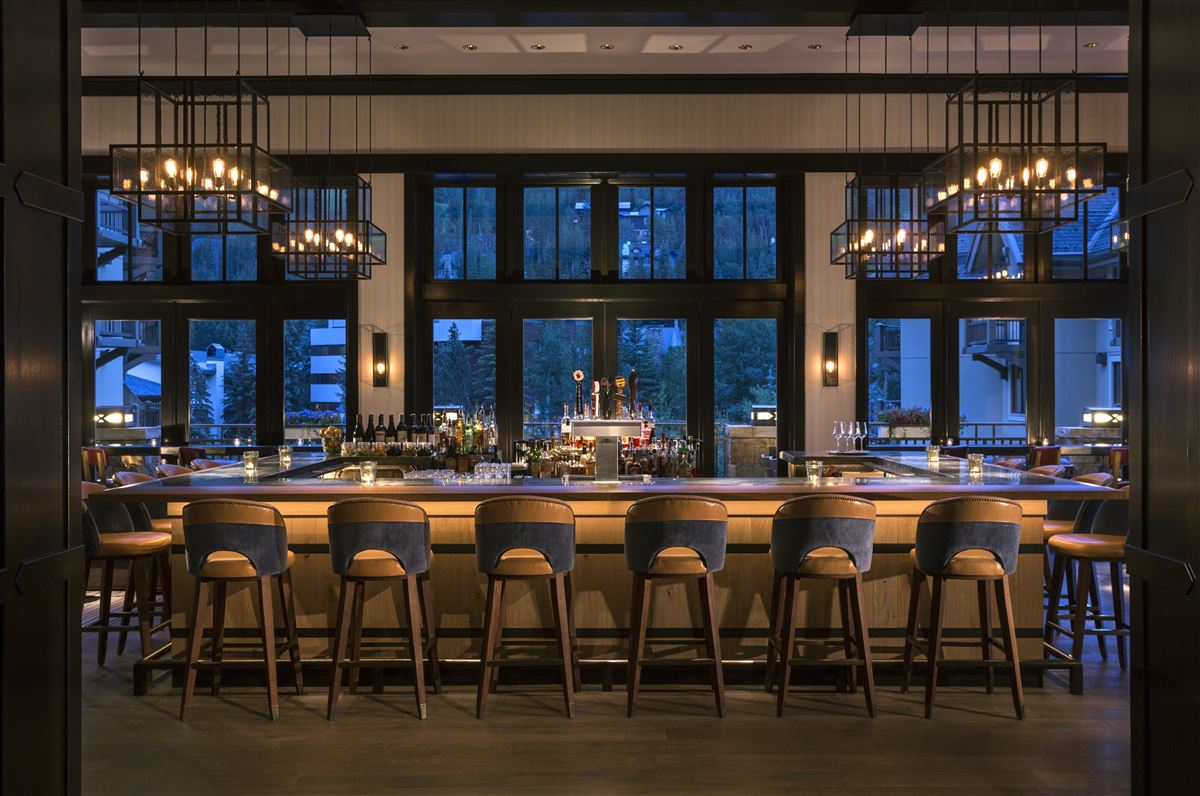 Luxury homes in Vail luxury penthouse