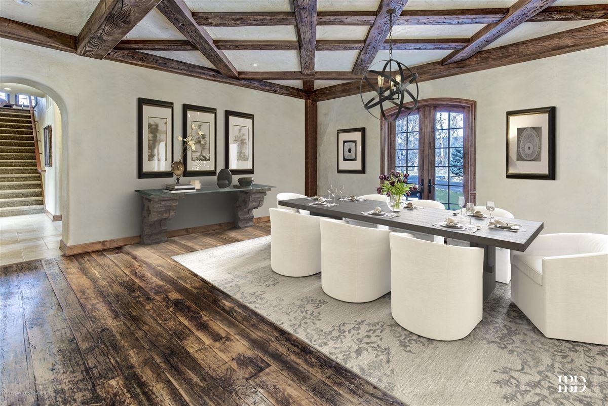 Luxury real estate enchanting chateau