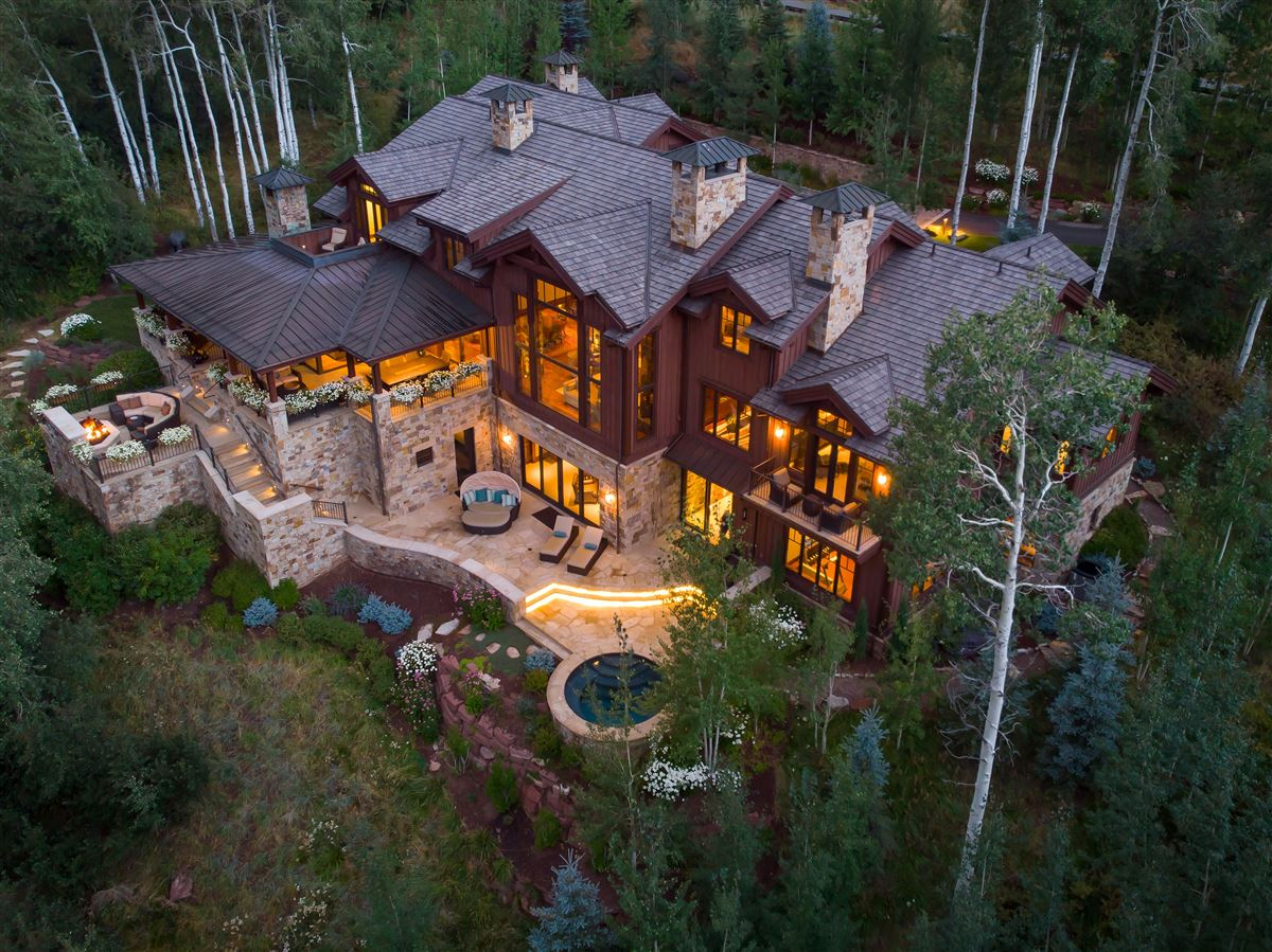 Mansions in exceptional in every way