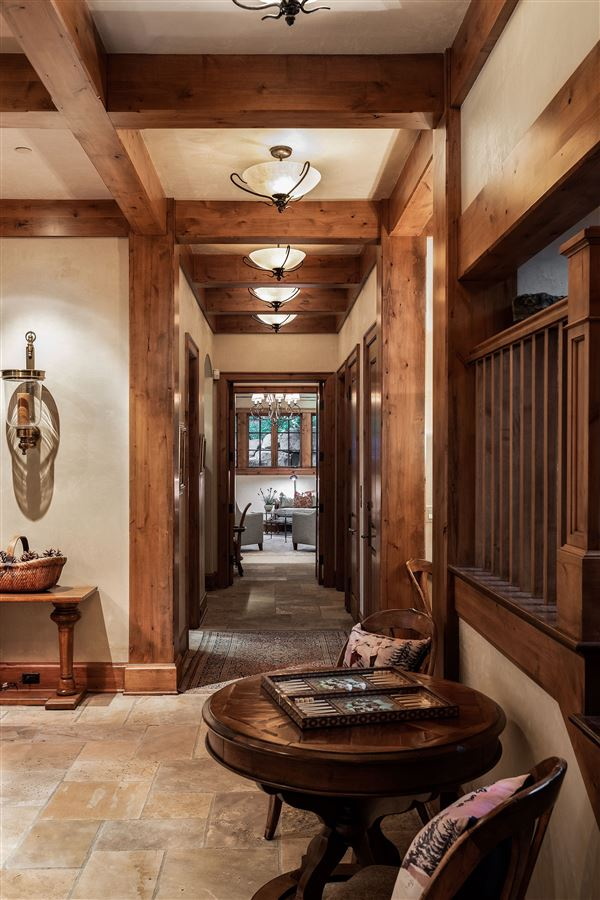 Spectacular views of the Gore Range luxury real estate