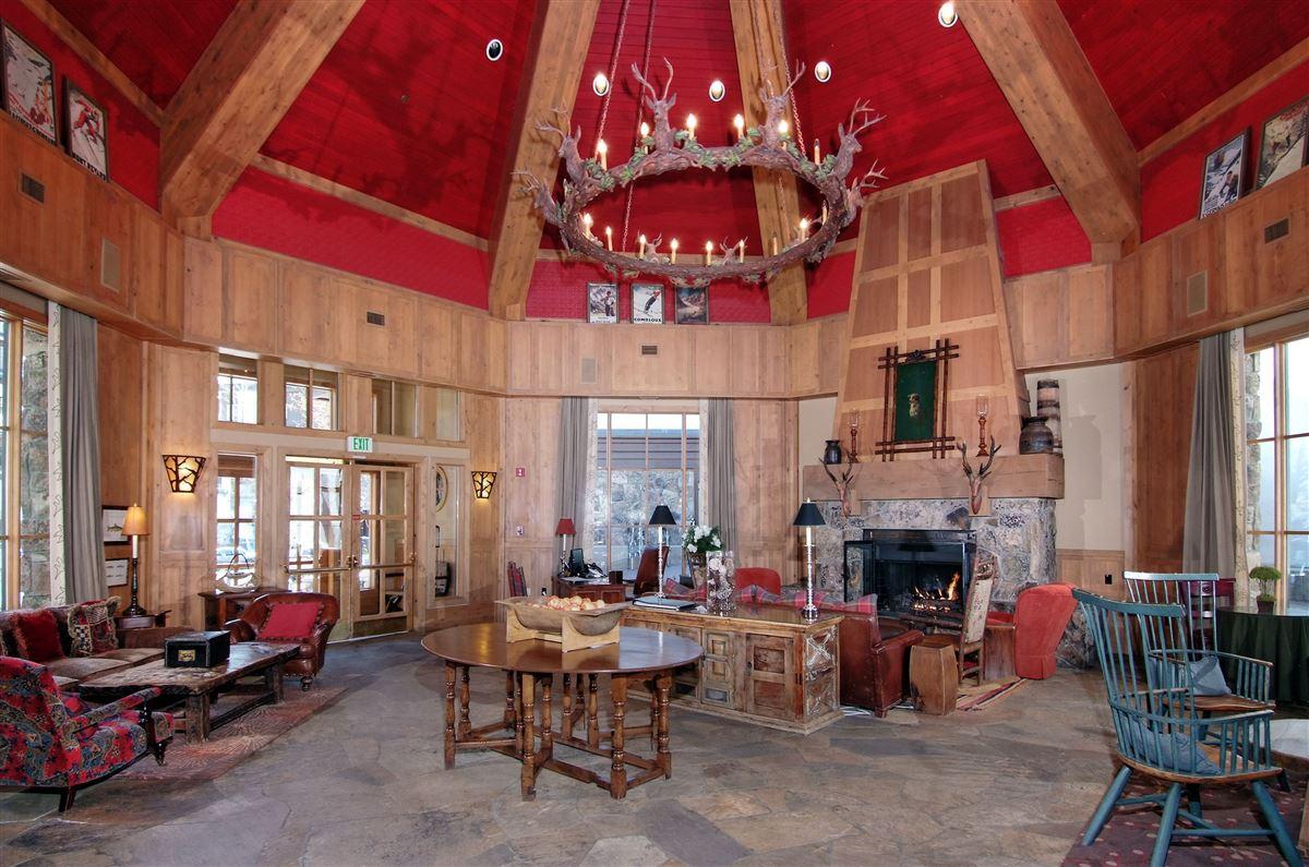 Luxury real estate spacious European-style townhome