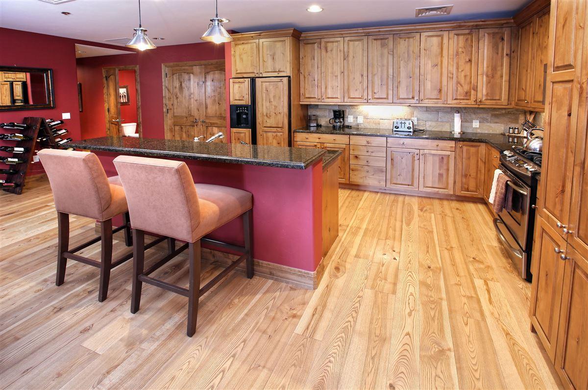 Ski Lodge condo luxury real estate