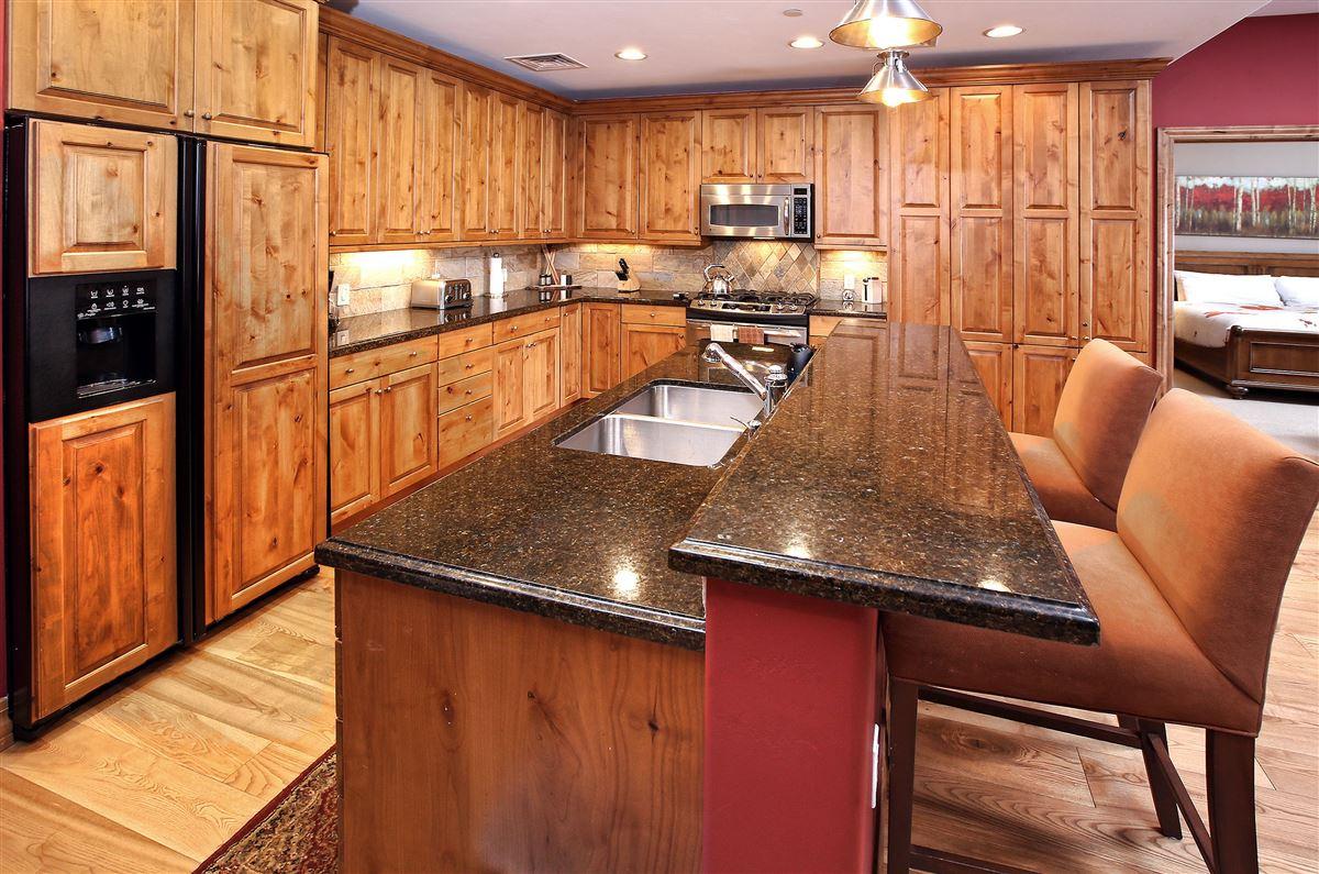 Luxury properties Ski Lodge condo
