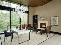 Mountain contemporary off the banks of Gore Creek luxury properties