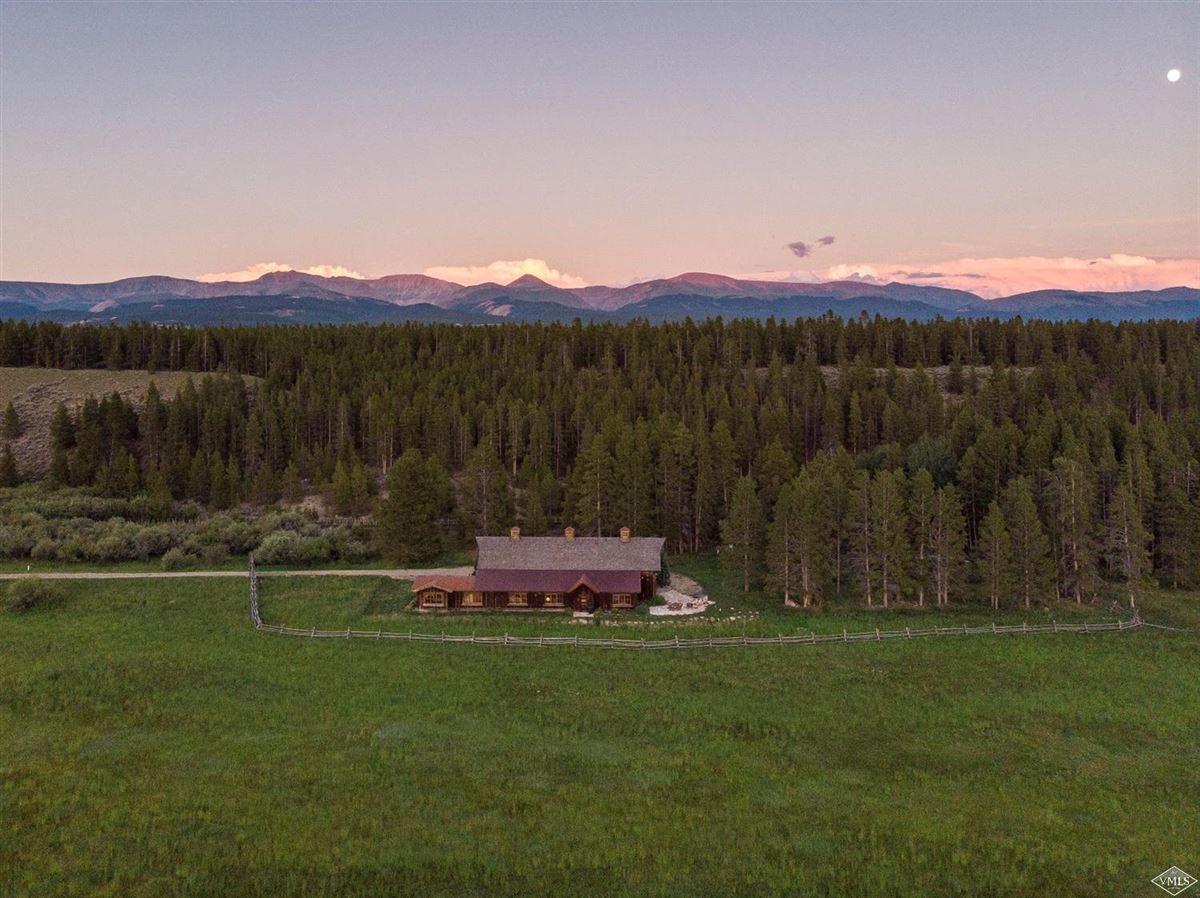 The Wild Horse Ranch luxury properties