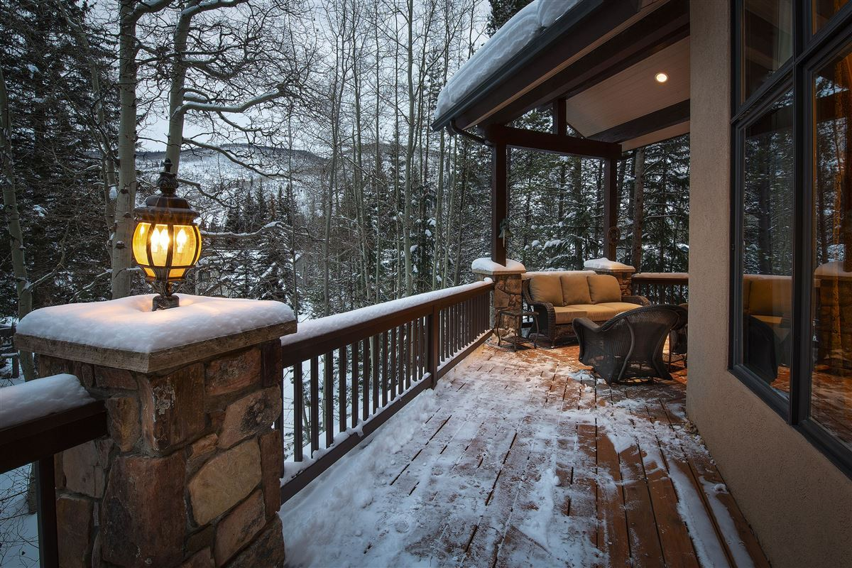 Luxury real estate ideal mountain retreat