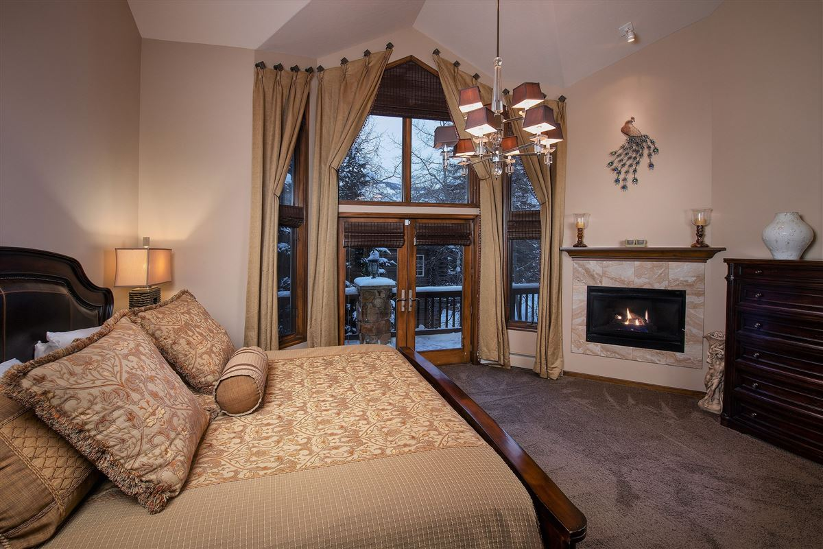 Luxury properties ideal mountain retreat