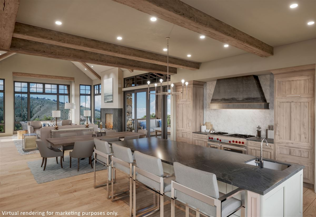 Luxury real estate spectacular new construction in edwards