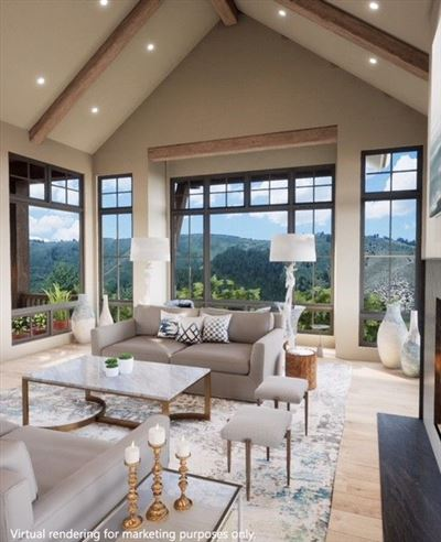 Mansions in spectacular new construction in edwards