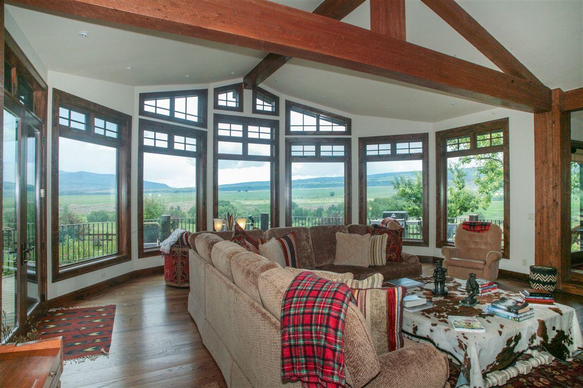 Premier Colorado Legacy Ranch luxury real estate