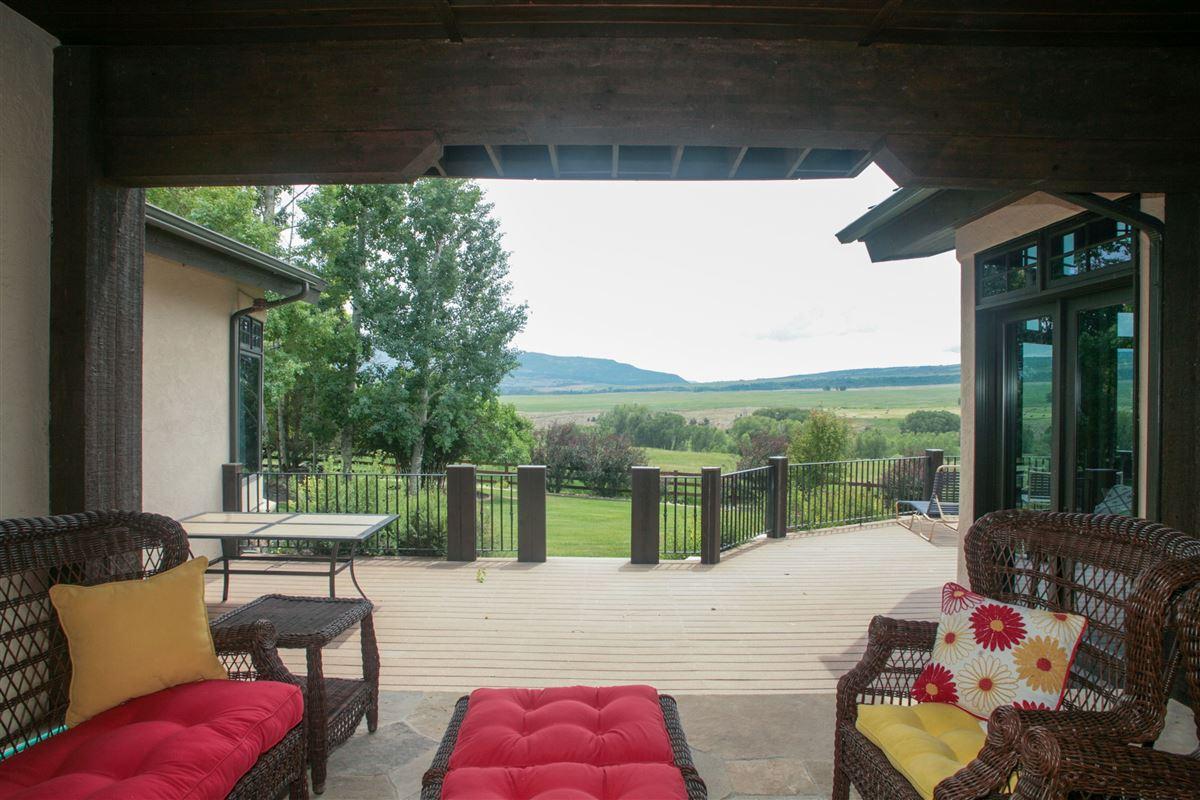 Luxury homes Premier Colorado Legacy Ranch