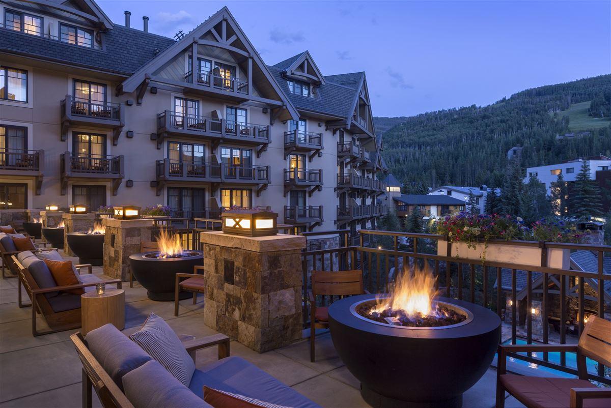 award-winning Four Seasons Resort  mansions