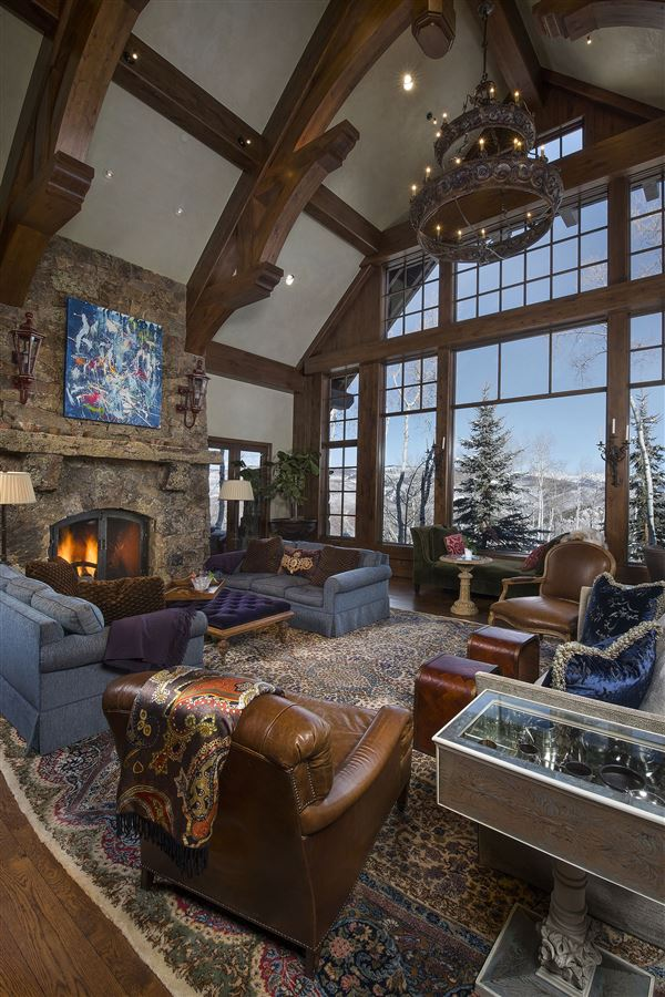 true trophy property on the mountain luxury properties